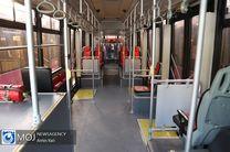 برنامه زمانبندی خطوط اتوبوسرانی تغییر نکرده است