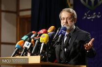 اعلام حمایت فراکسیون مستقلین از تداوم ریاست «علی لاریجانی»