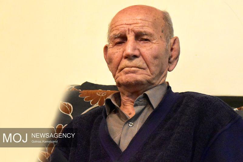 علی اکبر منصوبی پیشکسوت بازنشستگان ارتش در لرستان درگذشت