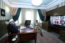 روحانی در جریان آخرین وضعیت این دو استان برای مقابله با کرونا قرار گرفت