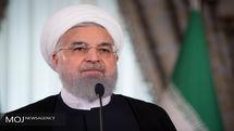 روحانی سال نو را به رهبر معظم انقلاب اسلامى تبریک گفت