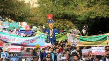 راهپیمایی میثاق یزدی ها با ولایت 4 آذر در یزد برگزار می شود