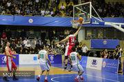 پیروزی تیم امید بسکتبال ایران مقابل اردن