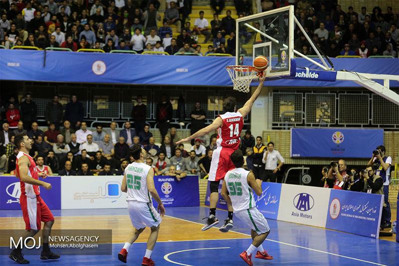 رده بندی جدید فدراسیون جهانی بسکتبال/ سقوط یک پله ای بسکتبال ایران