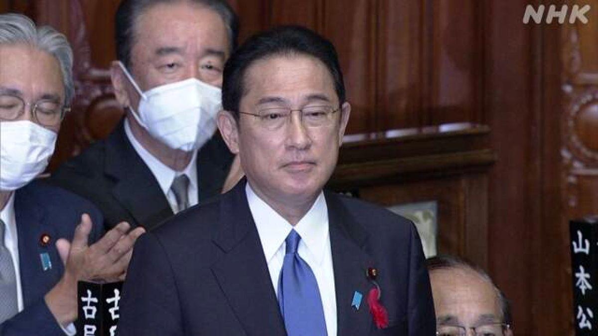 صدمین نخست وزیر ژاپن منصوب شد