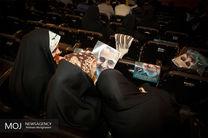 مراسم روز دانشجو در دانشکده فنی دانشگاه تهران