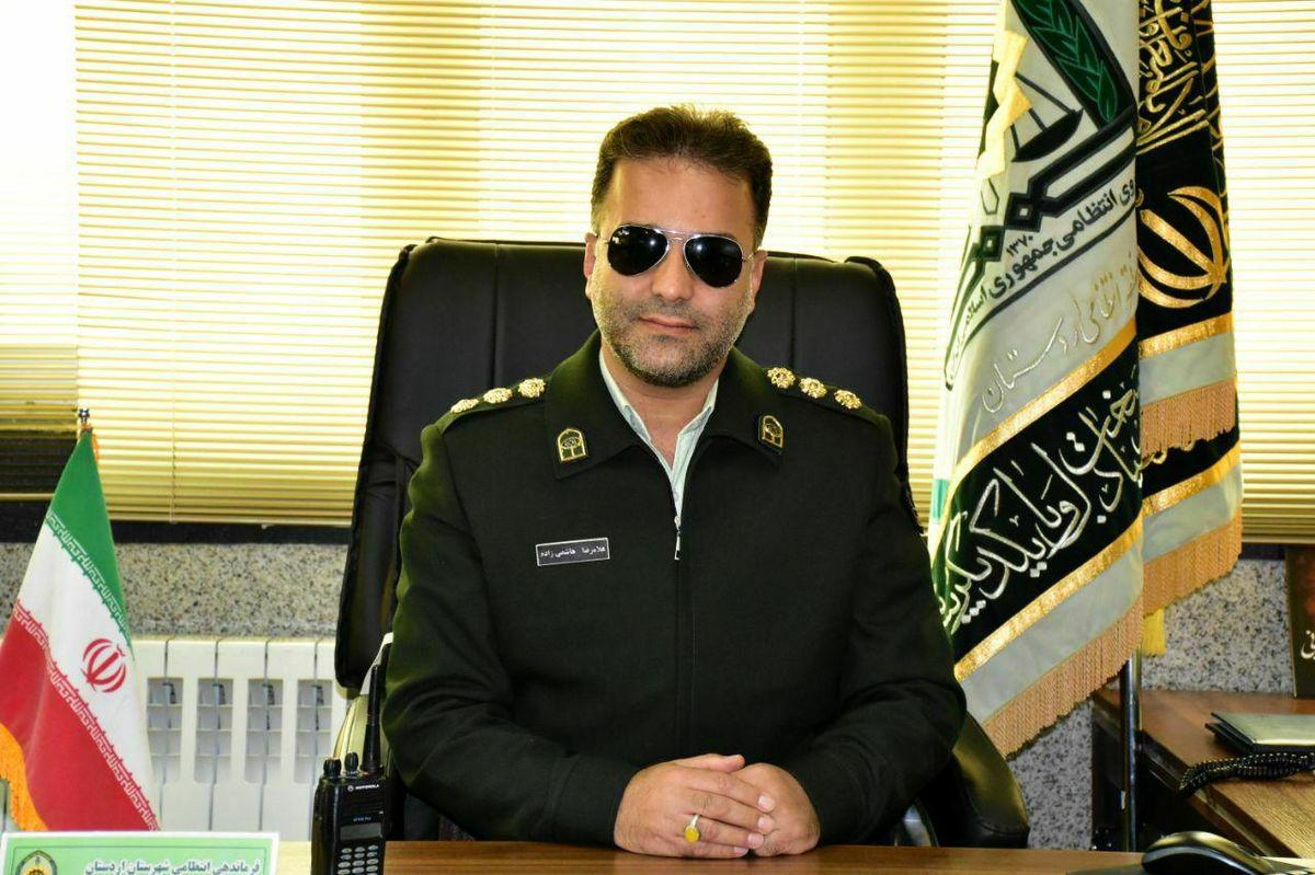 اعمال محدودیت های ویژه یلدایی در اردستان