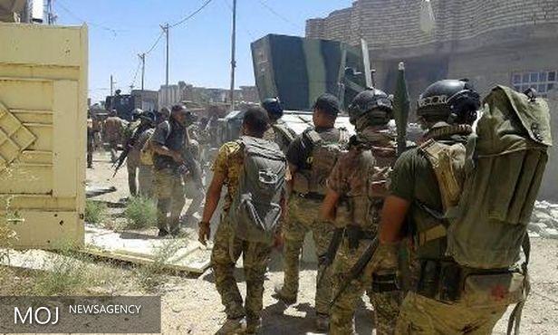آخرین گزارش های میدانی از عملیات آزادسازی فلوجه