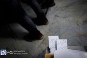 دستگیری اعضای باند ۵ نفره سارقین لوازم خودرو در محدوده ونک