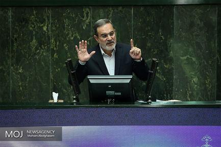 صحن علنی مجلس شورای اسلامی - ۲۴ اردیبهشت ۱۳۹۸/سیدمحمد بطحایی