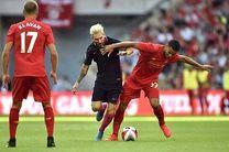 ساعت بازی برگشت لیورپول و بارسلونا مشخص شد