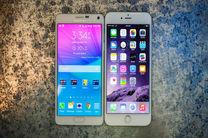 Galaxy Note ۷ و آیفون ۷ محکم تر می شوند
