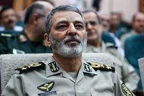 پیام سرلشکر موسوی به فرمانده نیروی هوایی به مناسبت روز نیروی هوایی