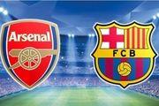 ساعت بازی دوستانه بارسلونا و آرسنال مشخص شد