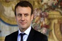 گفتوگوی تلفنی رئیس جمهوری فرانسه با ملک سلمان