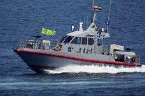 تشریح اقدامات سپاه در محدوده ناو آمریکایی در خلیج فارس