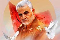 پیکر سپهبد شهید قاسم سلیمانی وارد تهران می شود