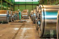 رکورد تولید ماهیانه ورق قلعاندود در فولاد مبارکه شکسته شد