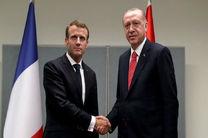 رایزنی تلفنی روسای جمهور ترکیه و فرانسه در مورد اوضاع ادلب