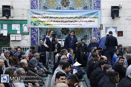 ملاقات مردمی سردار رحیمی رییس پلیس پایتخت