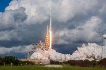 نیروی هوایی آمریکا ماهواره جاسوسی به فضا پرتاب شد