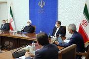 جلسه ستاد هماهنگی اقتصادی دولت صبح امروز برگزار شد