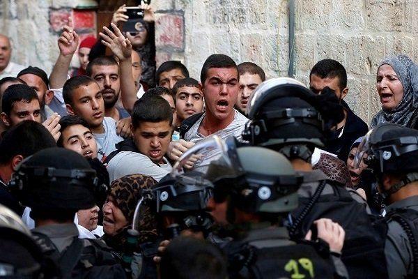 بازداشت 9 فلسطینی در کرانه باختری