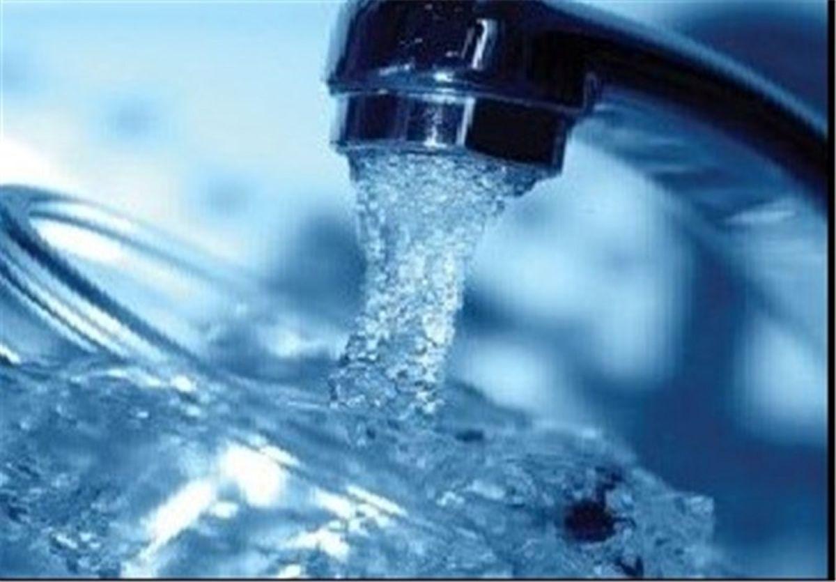 اجرای 2600 متر اصلاح و توسعه شبکه آبرسانی در گلوگاه