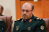 وزیر دفاع درگذشت علی دادمان را تسلیت گفت