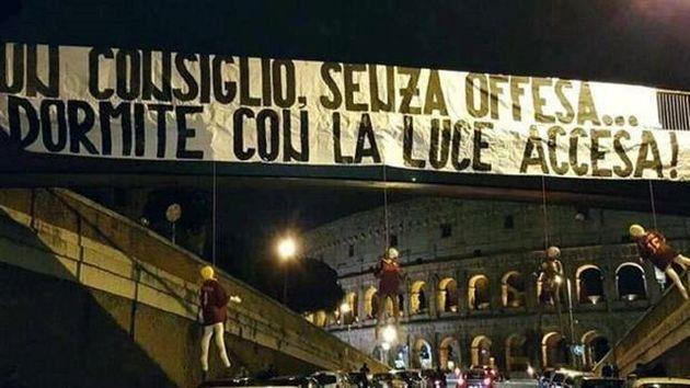 بازیکنان رم به مرگ تهدید شدند