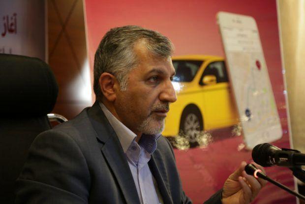همکاری مثبت بانک پارسیان در اجرای طرح نوسازی ناوگان تاکسیهای فرسوده