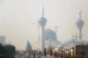 کیفیت هوای اصفهان همچنان ناسالم است