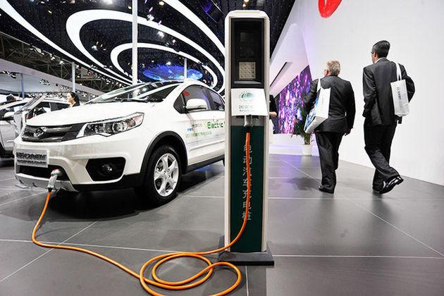 نمایشگاه خودروی لس آنجلس میزان برترین خودروهای برقی جهان شد