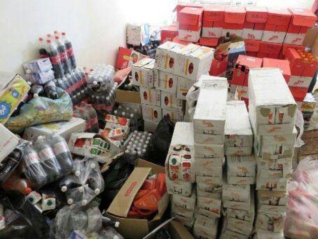 امحای بیش از ۳ تن ماده غذایی فاسد در خرمآباد
