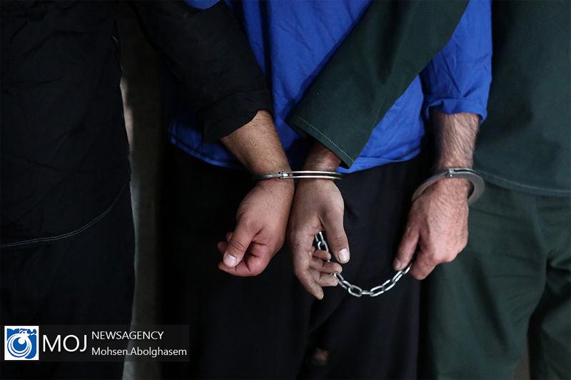 دستگیری عوامل مسدود کردن خیابان فدائیان / بازداشت سارق فروشگاه زنجیرهای