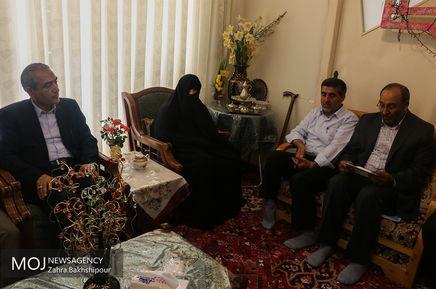 سفر استاندار آذربایجان شرقی به شهرستان مراغه