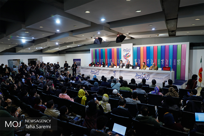 نشست رسانه ای فیلم بنفشه آفریقایی برگزار شد