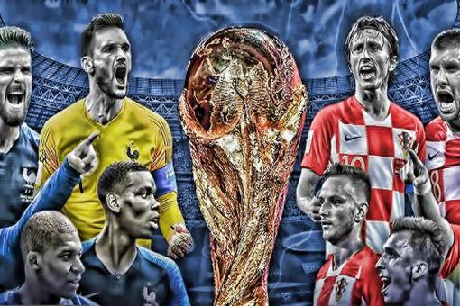 ترکیب احتمالی کرواسی و فرانسه مشخص شد