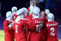 تیم زنان کبدی ایران مدال طلای بازیهای آسیایی را کسب کرد