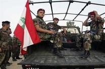 تیراندازی مرگبار به سمت نظامیان ارتش لبنان