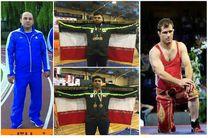 ورزشکاران کردستانی در رقابت های ورزش های زورخانه ای آسیا خوش درخشیدند