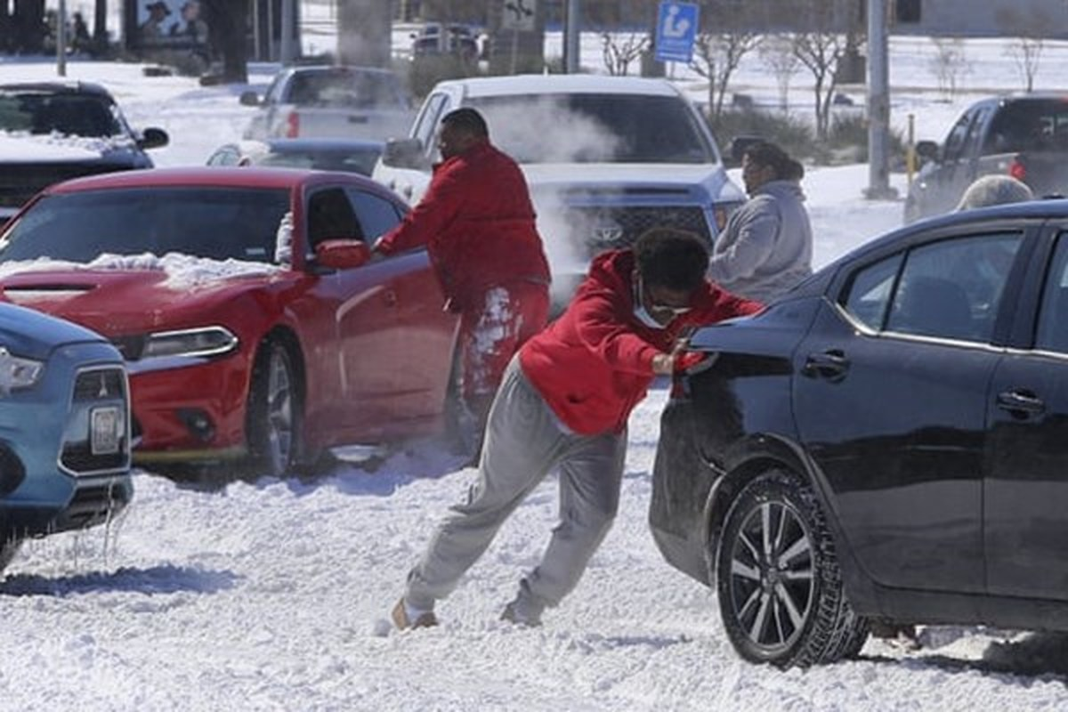 مرگ 21 نفر در آمریکا به دلیل سرمای کشنده