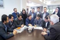 رئیس کمیته امداد کشور با مدیرعامل سازمان منطقه آزاد انزلی دیدار کرد