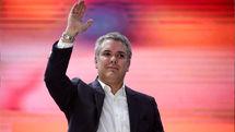 رئیس جمهور کلمبیا خواستار تحریم های بین المللی بر علیه ونزوئلا شد
