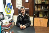 ورود 45 هزار و 643 خودرو به استان /85 تیم پلیس راه به محورهای استان اعزام شده اند