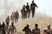 حشد شعبی حمله داعش به یک روستا را دفع کرد