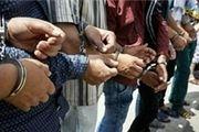 دستگیری 17 معتاد و توزیع کننده مواد مخدر در فلاورجان
