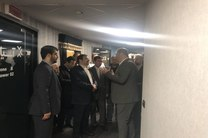 بازدید دبیر شورای عالی فضای مجازی از بزرگترین دیتاسنتر کشور