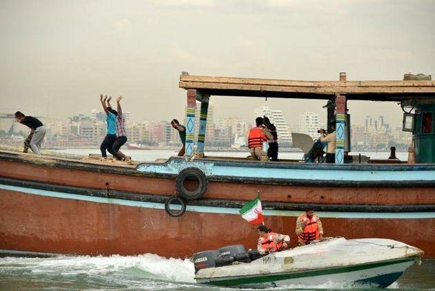 توقیف محموله ی کالای قاچاق در پارسیان