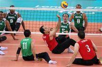 آمل میزبان مرحله نهایی مسابقات لیگ دسته یک والیبال نشسته کشورشد